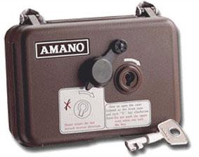 AMANO-PR600-WATCHMAN-CLOCK