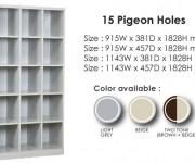 15 pigeon